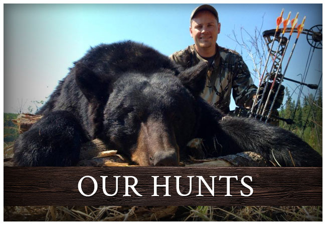 Northern Alberta Outfitters Hunts